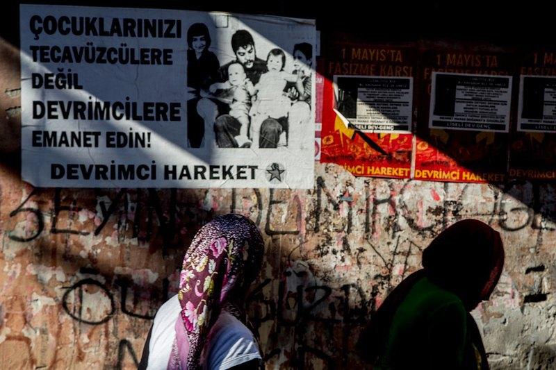 Турки не едины в суждениях — жители многочисленных районов Стамбула отличаются друг от друга не только вероисповеданием и этническим происхождением, но политическими взглядами.