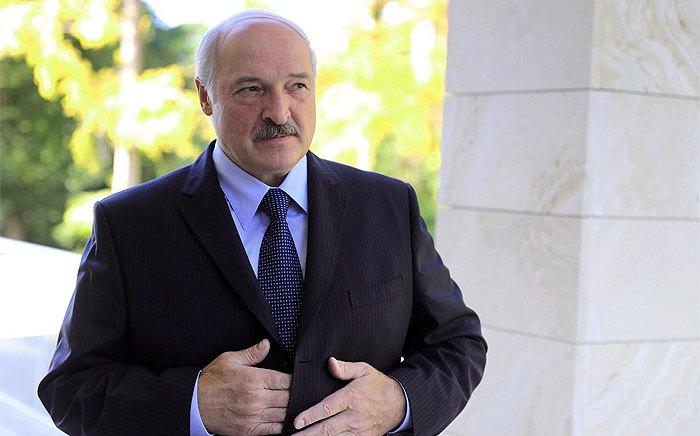Лукашенко во время встречи с Путиным в Сочи, 21 сентября 2018.