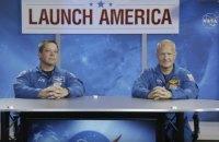 SpaceX отправляет астронавтов в космос (прямая трансляция)