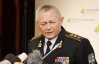 Тенюх: у Криму залишається військового майна на 11,4 млрд гривень