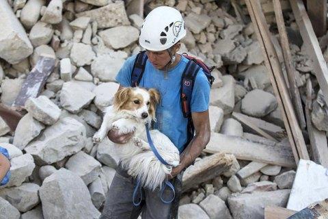 В Италии снова произошло землетрясение