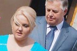 Петр Симоненко женился