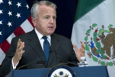 Замгоссекретаря США посетит Украину 21 февраля