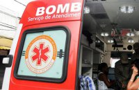 В Бразилии охранник детсада поджег детей: 4 погибших, десятки раненых