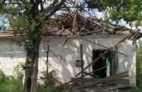 Боевики обстреляли Зайцево из минометов