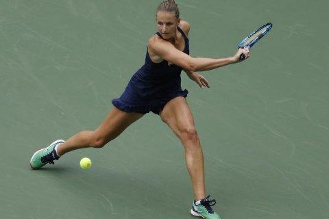 Перша сіяна на US Open вилетіла вже у другому раунді