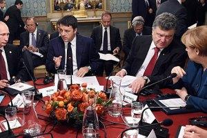 Меркель заявила про відсутність прориву в переговорах з Путіним щодо України