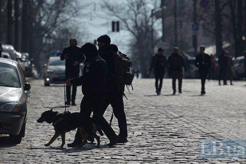 В воскресенье в Киеве до +5 градусов