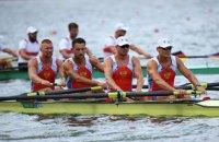 Росія зняла з Олімпіади-2020 парну четвірку веслярів через допінг