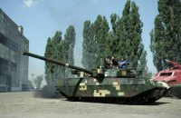 """Українські танки """"Оплот"""" доправили в Таїланд"""