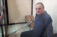 Крымского активиста Бекирова перевезли из СИЗО в больницу (обновлено)