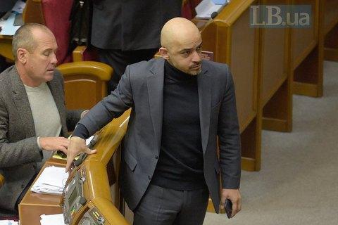 Депутати ініціюють санкції проти каналів 112, NewsOne і Медведчука