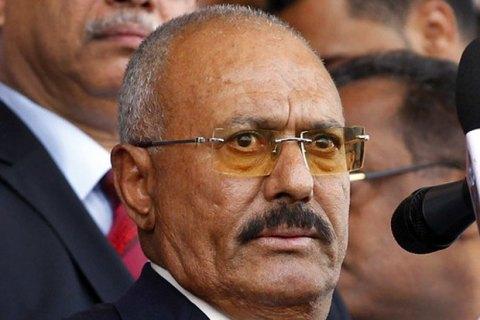 В Йемене убили экс-президента Али Абдаллу Салеха (Обновлено)