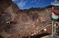 У Таджикистані запустили ГЕС, гребля якої стане найвищою в світі