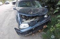 В Закарпатской области по вине пьяного водителя пострадали шестеро человек