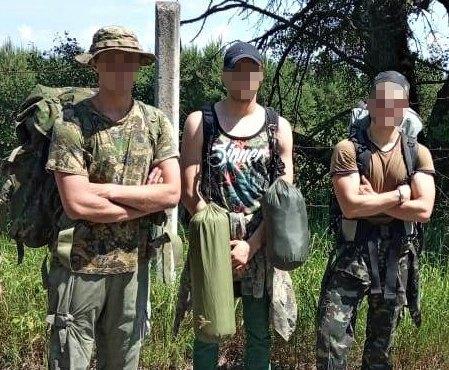 У зоні відчуження біля ЧАЕС затримали трьох сталкерів