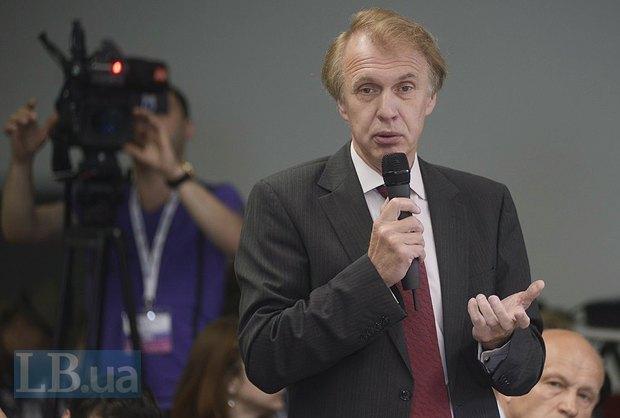 Владимир Огрызко, экс-министр иностранных дел