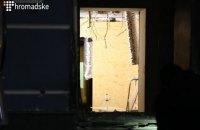У ресторана в центре Киева произошел взрыв (обновлено)