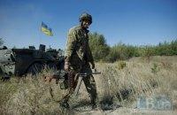 Доба на Донбасі минула без втрат