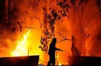 В Черкассах произошел пожар в больнице: есть пострадавшие