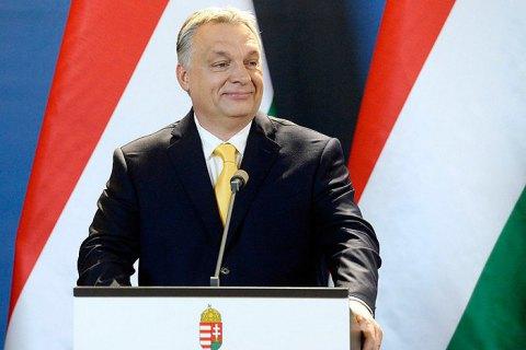 ЕСпроводит поотношению к РФ  примитивную политику— Премьер Венгрии