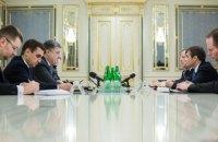 Порошенко встретился с представителями Конгресса США