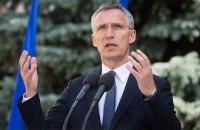 Столтенберг: Двери НАТО открыты для Украины