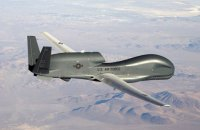 Два літаки та безпілотник НАТО провели розвідку навколо Криму