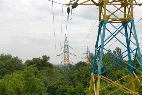 Украина поднимет цену электроэнергии для Крыма