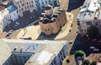 Контрактовую площадь будут реконструировать