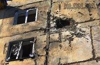В Краматорске снаряды попали в жилые дома (обновлено)