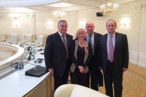 Украина опровергла наработку в Минске документа по амнистии на Донбассе (обновлено)