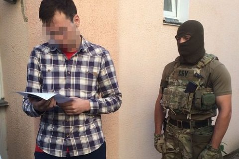Суд заарештував обвинуваченого в державній зраді житомирського журналіста без права застави