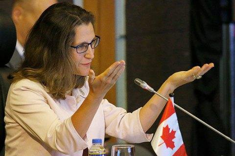 Канада виділить Україні 25 млн доларів на чесні вибори президента