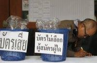 У Таїланді відбулися перші вибори після військового перевороту 2014 року