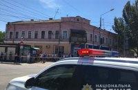 Из кредитного учреждения в Одессе освободили двух заложниц, злоумышленника задержали (обновлено)