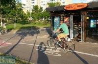 Київ велосипедний: плани на розвиток столичної велоінфраструктури