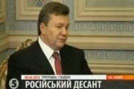 Янукович в пятницу встретится с Кириллом, а в субботу - с Путиным