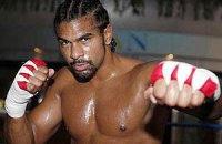 Хэй решил вновь выйти на ринг