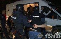 У Вінниці поліція штурмувала завод, який намагалися захопити рейдери