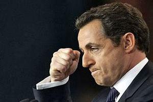 Хакеры предложили «выгнать» Саркози из Елисейского дворца