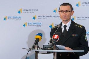 У четвер у зоні АТО загинув один український військовий