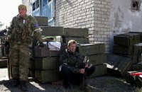 За день бойовики 20 разів обстріляли позиції сил АТО