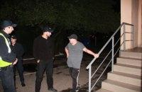 Патрульные Мукачево задержали пьяного судью на BMW