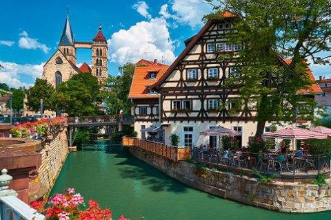 Во всемирное наследие ЮНЕСКО включили три курортных города Германии