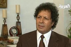 Двоюродный брат Каддафи предстал перед судом в Египте