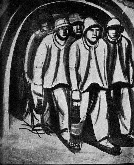«Шахтарі», 1929