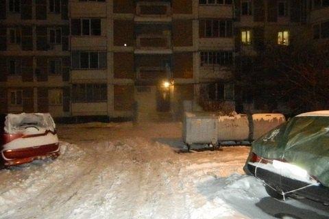 У Києві застрелили чоловіка біля дверей його квартири