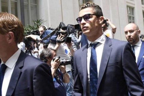 Роналду отстранили отигр засборную из-за секс-скандала