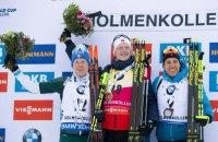 """Норвежець Бьо побив """"вічний"""" рекорд Фуркада на Кубку світу з біатлону"""